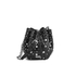Karl Lagerfeld Women's K/Rocky Studs Drawstring Bag - Black: Image 1