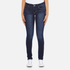 Levi's Women's 710 Super Skinny Fit Jeans - Amber Night: Image 1