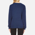 Levi's Women's Favourite Crew Neck Sweatshirt - Yacht Embroidery: Image 3