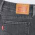 Levi's Women's 712 Slim Straight Fit Jeans - Burnt Ash: Image 5