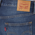 Levi's Women's 501 CT Tapered Fit Jeans - Roasted Indigo: Image 5