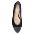 MICHAEL MICHAEL KORS Women's Sabrina Ballet Flats - Black: Image 3