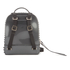 Furla Women's Candy Peter Pan Small Backpack - Onyx Metal: Image 6