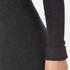 Helmut Lang Women's Double Rib Knit Detached Cuff Dress - Heather Grey: Image 5