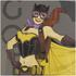 DC Bombshells Men's Batgirl T-Shirt - Grey: Image 3