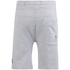 Crosshatch Men's Pacific Jog Shorts - Grey Marl: Image 2