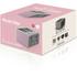 Swan ST17010PN 4 Slice Retro Toaster - Pink: Image 2