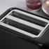 Tower T20009 2 Slice Toaster - Black: Image 3
