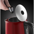 Russell Hobbs 20612 Canterbury Kettle - Red: Image 2