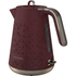 Morphy Richards 108253 Prism Kettle - Merlot: Image 1