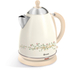 Swan SK261050EBN 1.7L Eternal Beau Pattern Jug Kettle - Cream: Image 1