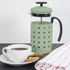 Morphy Richards Accents 8 Cup Cafetiere Sage - Sage: Image 4