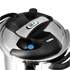 Tower One Touch Pressure Cooker 6L - Stainless Steel: Image 4