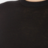 Paisie Women's Silk Panel Top with Back Button - Black: Image 5