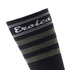 Santini Britannia Eroica High Profile Wool Socks - Green: Image 3