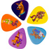Scooby-Doo! Scooby and the Gang Guitar Plectrums (Set of 5): Image 1