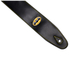 Batman Logo (Metal) Leather Guitar Strap: Image 2