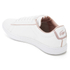 Lacoste Women's Carnaby Evo Court Trainers - White/White: Image 4