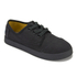 TOMS Kid's Paseo Canvas Trainers - Black: Image 2