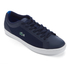 Lacoste Men's Straightset SR 316 1 Trainers - Navy: Image 2