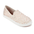 TOMS Kids' Avalon Slip-On Trainers - Natural Cheetah Foil: Image 2