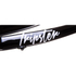 Kinesis Tripster Carbon Fork with Post Mount - Black: Image 6