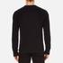 Wood Wood Men's Kevin Chest Logo Sweatshirt - Black: Image 3