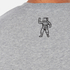 Billionaire Boys Club Men's Small Arch Logo Short Sleeve T-Shirt - Heather Grey: Image 7