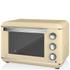 Swan SF37010CN 23L Retro Cream Electric Oven - Cream: Image 1