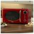 Akai A24006R 700W Digital Microwave - Red: Image 6