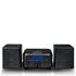 Akai A60006 Micro CD and Radio System - Black: Image 1