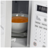 Daewoo KOR1NOA Family Touch Control Microwave - White: Image 3