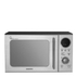 Daewoo KOR3000DSL 20L Stainless Steel Microwave - Metallic: Image 1
