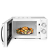 Tower T24009 800W Microwave - White: Image 2
