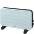 Warmlite WL41005B Retro Convection Heater - Blue: Image 1