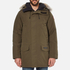 Canada Goose Men's Langford Parka - Military Green: Image 1