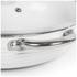 Tower Linear Saute Pan - White (28cm): Image 3