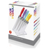 Ciclour MCK24022 Cook in Colour Knife Block - Multi (5 Piece): Image 3