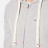Tommy Hilfiger Men's Icon Zip Through Hoody - Grey Heather: Image 5