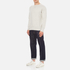 Levi's Vintage Men's Bay Meadows Sweatshirt - Oatmeal Mele: Image 4
