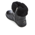 UGG Toddlers' Gemma Patent Leather Boots - Black: Image 4