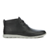 UGG Men's Freamon Grain Leather Desert Boots - Black: Image 1
