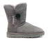 UGG Women's Bailey Button II Sheepskin Boots - Grey: Image 1
