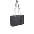 DKNY Women's Bryant Park Shopper Tote Bag - Black: Image 3