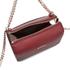 DKNY Women's Bryant Park Square Crossbody Bag - Scarlet: Image 5