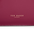 Ted Baker Women's Gretaa Geometric Bow Crossbody Bag - Purple: Image 3