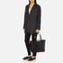 Ted Baker Women's Kaci Zip Top Large Shopper Tote - Black: Image 8