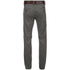 Smith & Jones Men's Ashlar Belted Slim Fit Chinos - Charcoal Twill: Image 2