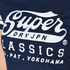 Superdry Women's Classics T-Shirt - Princeton Blue Marl: Image 5