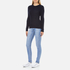 Superdry Women's Luxe Mini Cable Knit Jumper - Navy: Image 4
